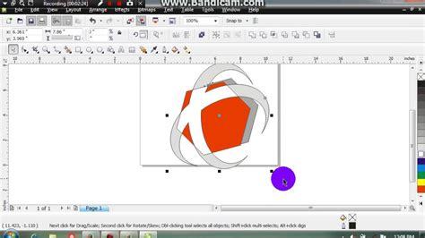 cara membuat logo yayasan dengan corel draw x4 cara belajar membuat logo telkomsel dengan corel draw x4