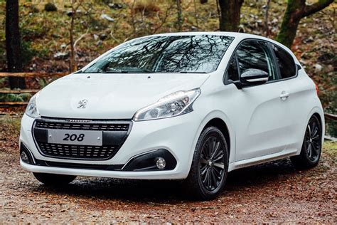 car peugeot 208 peugeot 208 black edition adds more style starts from 163
