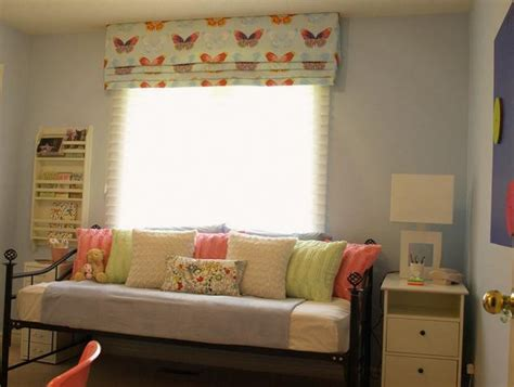 roman shades  revitalize kids room decorating