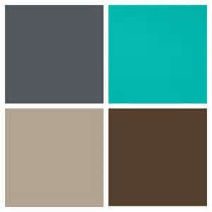 grey color schemes orange turquoise brown grey color scheme search