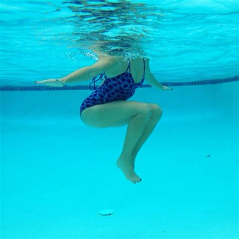 pool workout  abs  core popsugar fitness
