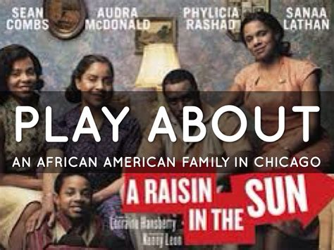 the central theme of a raisin in the sun is raisin in the sun the beginnings by betsy mack