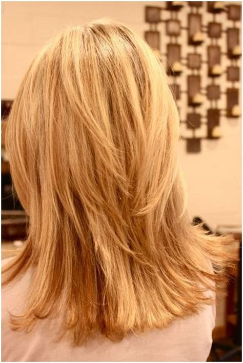 medium layered haircuts back view medium layered haircuts back view 2014 cute medium layered