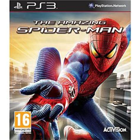 the amazing spider sur playstation 3 jeux vid 233 o