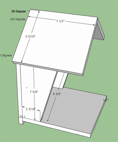 cardinal bird house plans cardinal bird house plans new diy cardinal birdhouse plans download chair plans 2 4