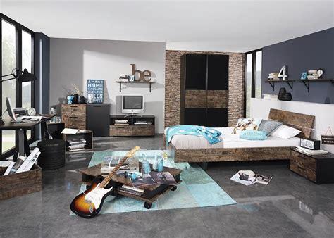 jugendzimmer design mädchen jugendzimmer komplett sumatra schwarz vintage 8436