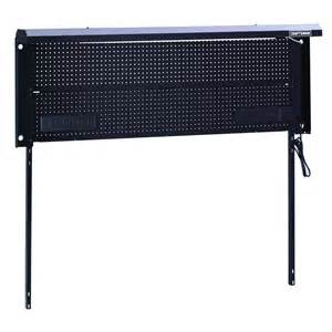 Work Benches At Sears Craftsman 14943 6 Metal Workbench Backwall Sears Outlet