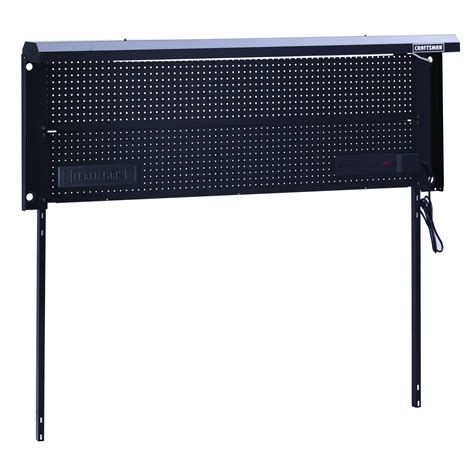 sears tool bench craftsman 14943 6 metal workbench backwall sears outlet
