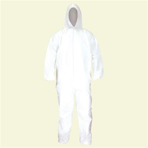 home depot paint jumpsuit 5x large nex professional grade hooded coveralls 24