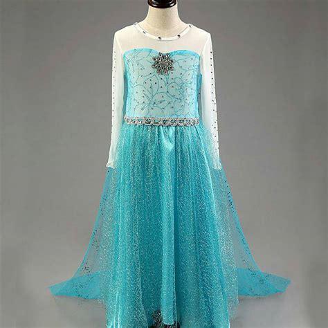 Baju Elsa Frozen harga baju frozen elsa termurah id priceaz