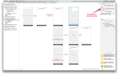 Ios Navigation Drawer by How To Implement A Side Drawer Navigation For Ios Codementor