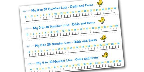 printable elementary school number line pin by twinkl primary teaching resources on educational