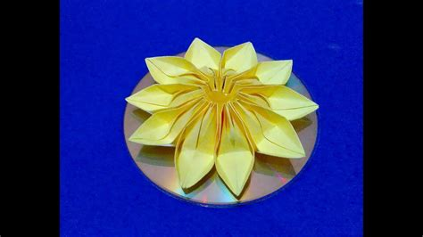 origami carnation easy 3d origami gallery craft decoration ideas