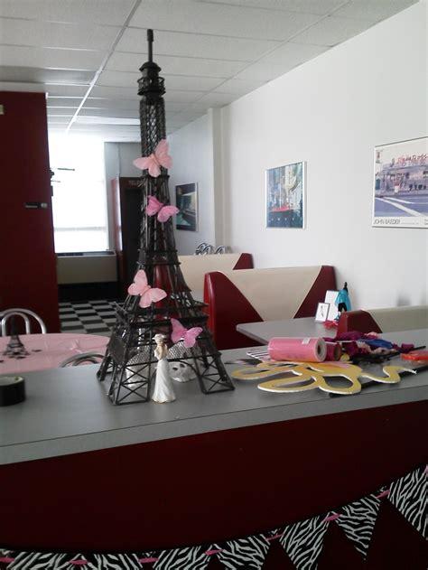 eiffel tower centerpieces ideas decorations eiffel tower centerpiece goes to birthday pop