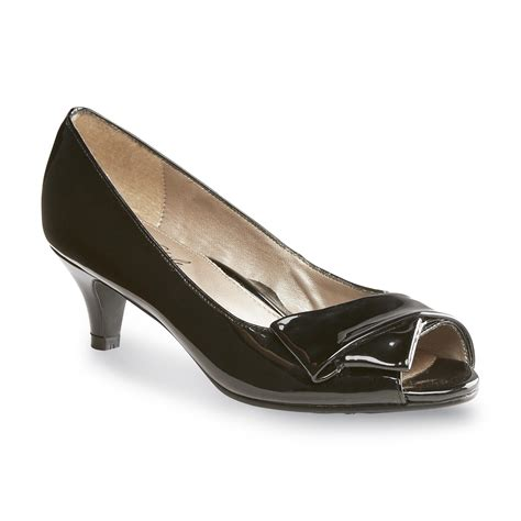 hush puppies shoes store locator soft style by hush puppies s black peep toe wide width available