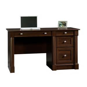 Lowes Small Computer Desk Shop Sauder Palladia Traditional Computer Desk At Lowes