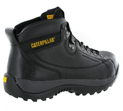 Sepatu Boots Safety Caterpilar Hydroulic Steel Toe cat caterpillar hydraulic s3 safety mens industrial steel