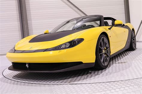 rare ferrari ultra rare ferrari sergio asks 5 1 million usd motor