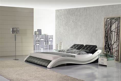 designer modern real genuine leather bed soft bed bed king size bedroom home