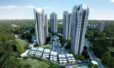 The Parc Condominium Floor Plan d leedon designer condo near farrer road mrt