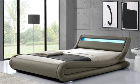 letto con led letto con a led groupon goods