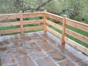 Design Deck Railings Ideas Deck Designs Deck Railing Horizontal Designs