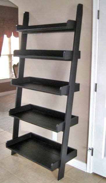 ladder shelf plans woodworking projects plans