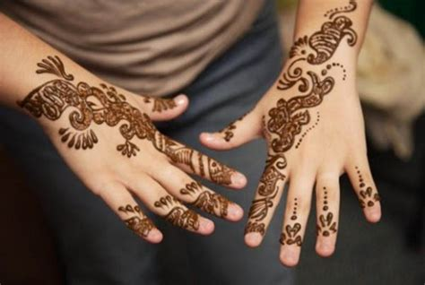 easy mehndi tattoo designs for hands top 17 elegant but simple mehndi designs easyday