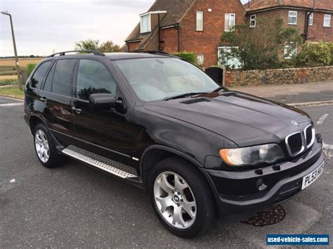 Bmw X5 2004 by 2004 Bmw X5 For Sale In The United Kingdom