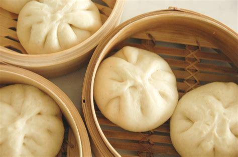 chinese buns chinese barbecue pork buns char siu bao recipe dishmaps