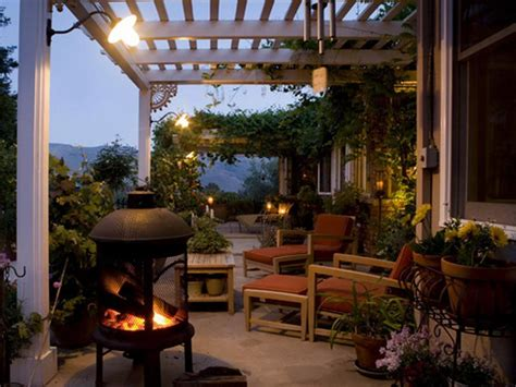 Back Patio Decorating Ideas Your Dream Home Back Patio Design