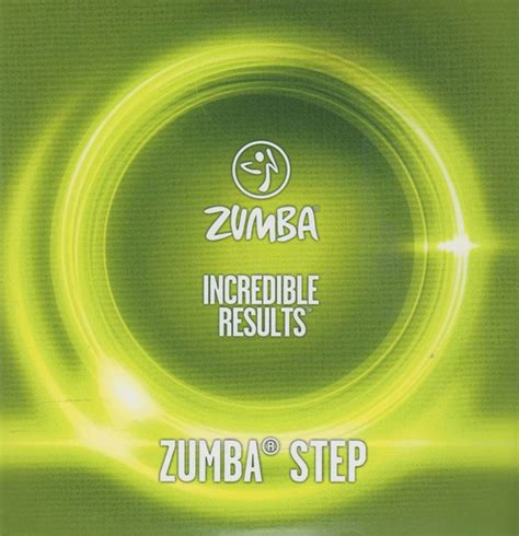 steps zumba dvd zumba step dvd from the incredible results dvd set