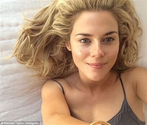 rachael taylor british model rachael taylor reveals the secrets to her glowing skin