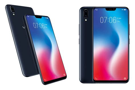 Vivo V9 vivo v9 with 24 megapixel front 19 9 display