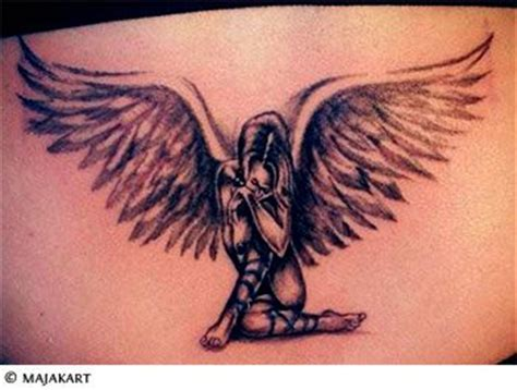 guardian angel tattoos small small guardian designs guardian
