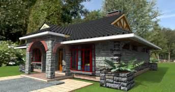 Deluxe 3 bedroom bungalow plan david chola architect