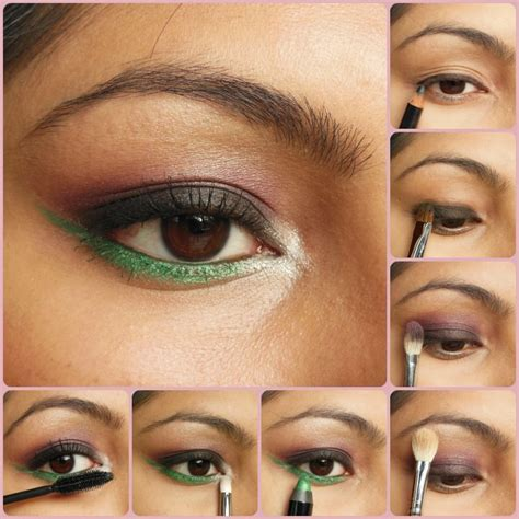 tutorial makeup rock glam rock makeup tutorial mugeek vidalondon