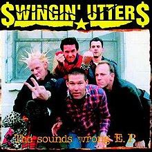 swinging utters the sounds wrong ep wikipedia