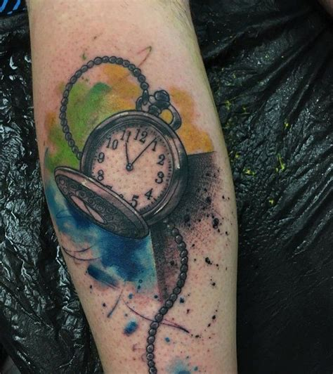 watercolor tattoo watch 100 awesome designs tattoos