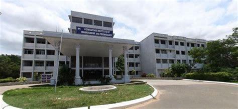 Coimbatore Institute Of Management And Technology Mba Admission by Coimbatore Institute Of Management And Technology Cimat