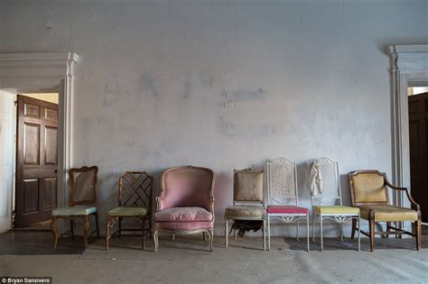 Upholstery In Ny by Inside A New York Mansion Frozen In Time After Being