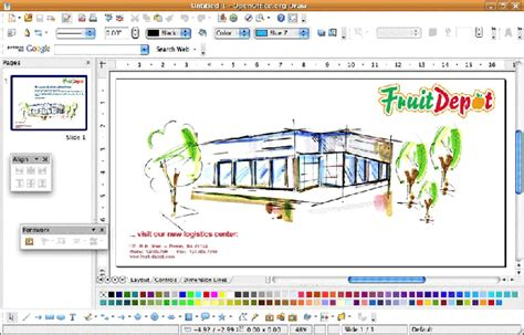 layout open office download free visio alternatives top 5 software for diagram making