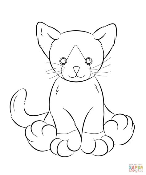 webkinz coloring pages free printable webkinz cat coloring page free printable coloring pages