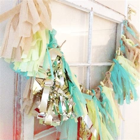 Rumbai Tassel Garland Decoration Stuff 17 best images about tissue garlands for the of