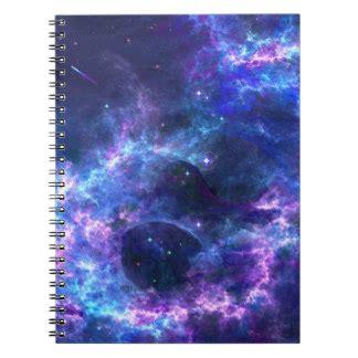 Galaxy Pattern Notebook | pink galaxy notebooks journals zazzle