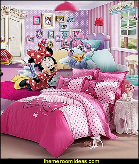 minnie bedroom decorating theme bedrooms maries manor mickey mouse