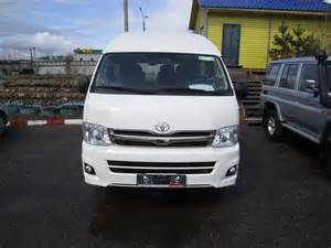 Toyota Hiece Used 2012 Toyota Hiace Photos 2700cc Gasoline Fr Or Rr