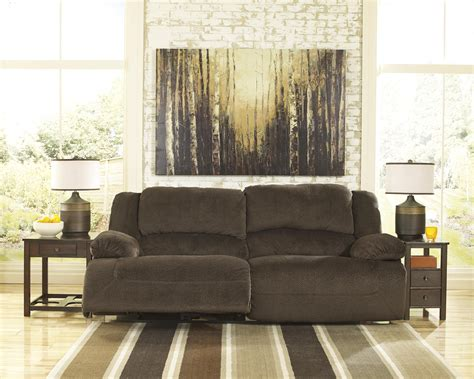 signature design by ashley barrettsville 2 seat reclining sofa signature design by ashley toletta chocolate 5670147