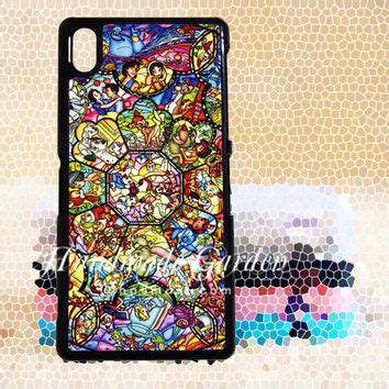 Disney All Character Iphone 4 4s 5 5s 6 6s 6 Plus 6s Plus sony xperia z2 disney all from elsacaseshop on etsy