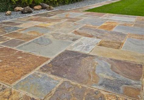 Slate Pavers For Patio Slate Patio Newsonair Org